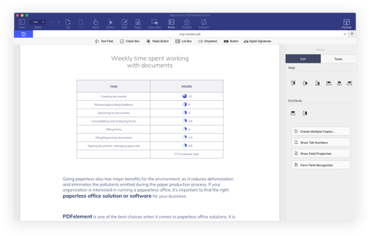 fill pdf forms
